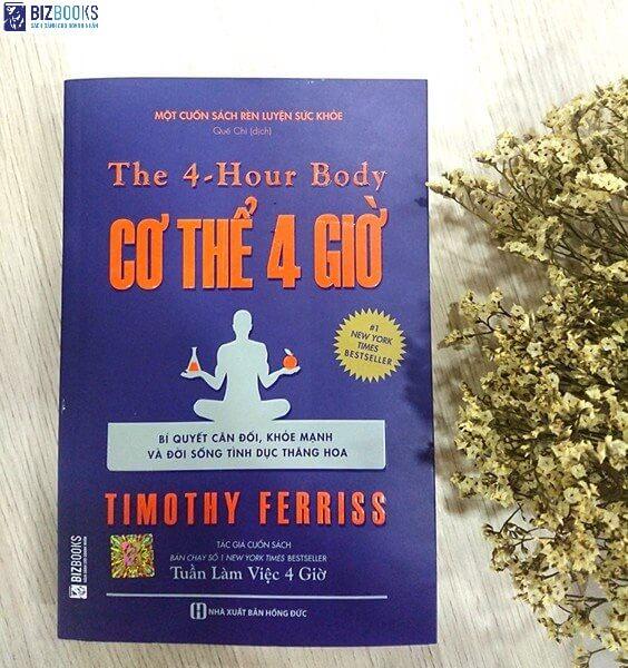 Cơ thể 4 giờ sách