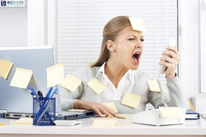 căng thẳng nơi công sở khiến bạn mệt mỏi