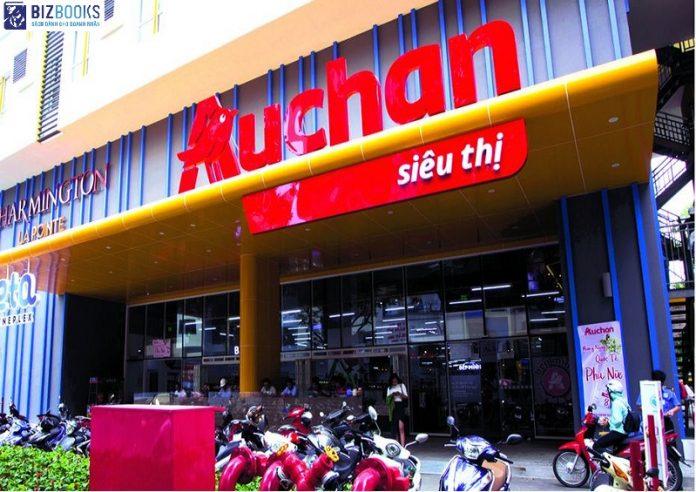 Chuỗi siêu thị Auchan rút khỏi Việt Nam