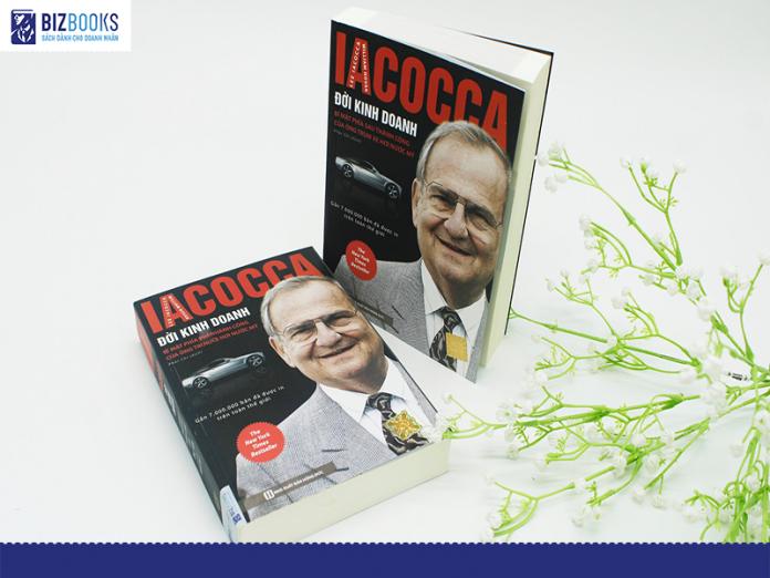 Cuốn sách Iacocca - Đời kinh doanh