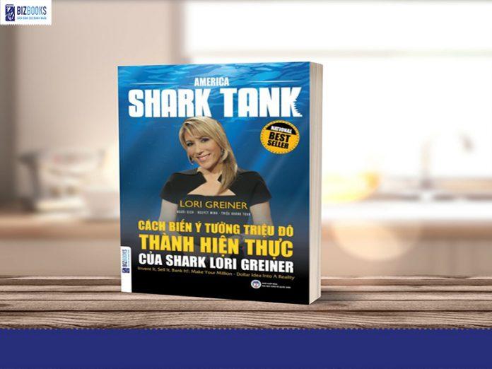 Cách biến ý tưởng triệu đô thành hiện thực của Shark Lori Greine
