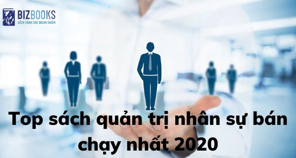 Top sách quản trị nhân sự bán chạy nhất 2020
