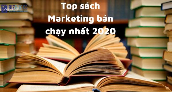 Top sách marketing bán chạy nhất 2020